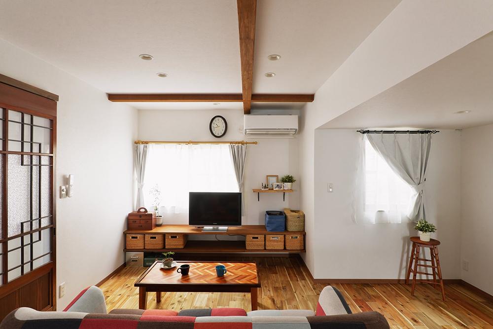 思い出の詰まった家具にぴったりのアンティークな雰囲気が好きです