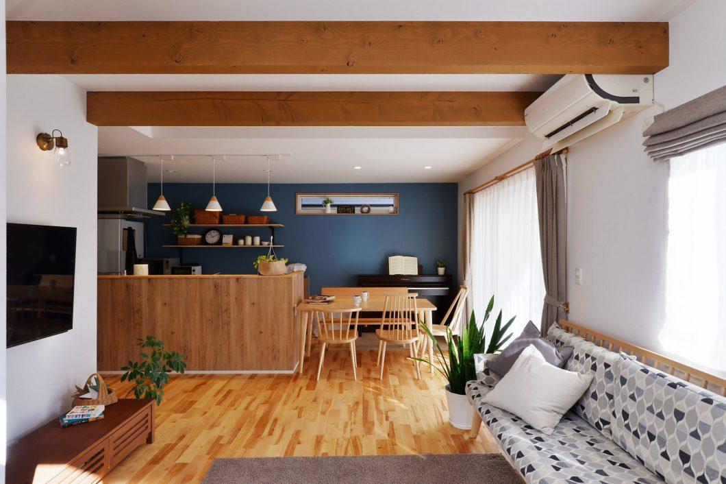 住んでる家のリノベーション
