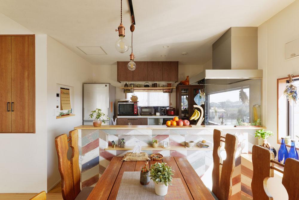 家づくりのスタンスがまったく違う!デザインも間取りもほんとうに好きなようにつくれる!